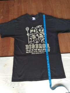 Tshirt BIG BROS Tokyo japan