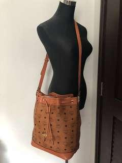 (SALE!) Authentic Vintage MCM Bucket Bag #BlackFriday100