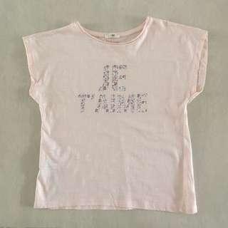 9-10Y Like New Mango Girls T-Shirt