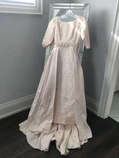 Dress, gown, costume dress, size small