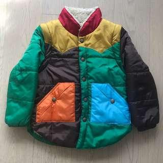 Beams Kids Winter Vest Jacket