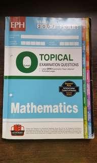 Mathematics TYS