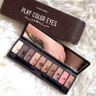 Etude play color eyes - in the cafe