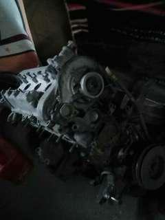 enjin kancil 850/excel