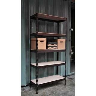 MULTIPURPOSE RACK STEEL - WEIGHT CAPACITY 100KG/LEVEL