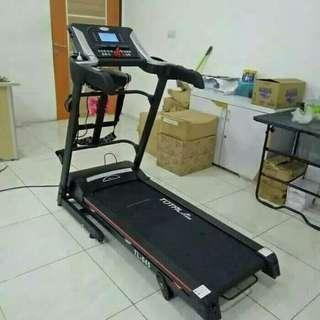 Best seller treadmill TL 645 hitam
