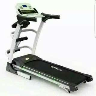 Best seller treadmill TL 630 putih