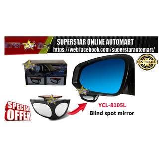 Parking Blind Spot Detection Add On Passenger Side Mirror