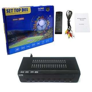 BN TV Box Mediacorp Channels