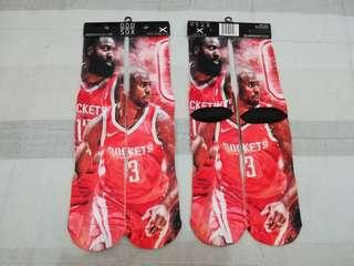 NBA Odd Sox Basketball Socks