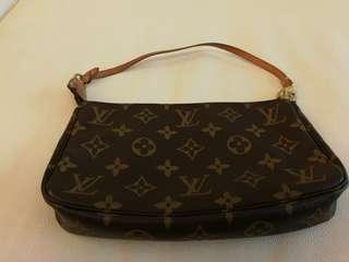 Louis Vuitton Sling Bag with strap