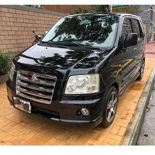 鈴木 Solio 優質中古車 便宜代步車 貸款 全額貸 零頭款 私下分期