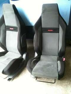 Suzuki swift Mega Option Recaro Seat Gray