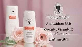 Whitening Lotion and other Beauty Enhancing Products