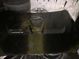 Evo10 Carbon Fiber Hood for Evo10 Lancer Inspira