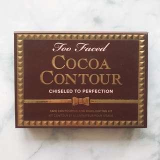(Used) Too Faced Cocoa Contour