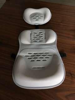Combi Baby car 座墊