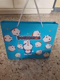 Doraemon Bag 5 in 1 Powerbank Gift Set
