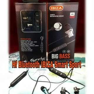 Handsfree bluetooth BIG BASS Ibiza