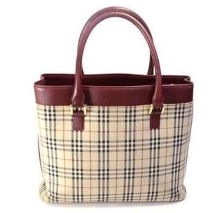 Burberry authentic tote bag