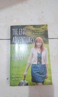 The Epic Adventures of Lydia Bennet by Kate Rorick and Rachel Kiley