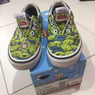 Vans LE Toy Story Glow in the Dark Shoes