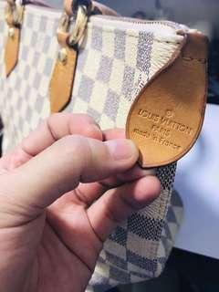 Authentic Louis Vuitton Paris