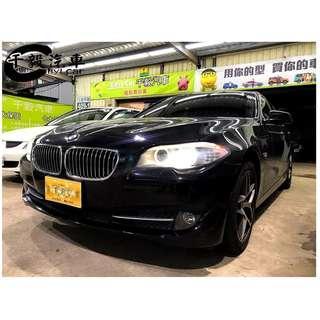 BMW 5 SERIES SEDAN 523i