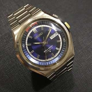 Vintage Seiko Bell-Matic Watch