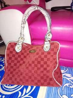 Tas lv Louis Vuitton kw not ori not gucci guess fossil hermes gosh