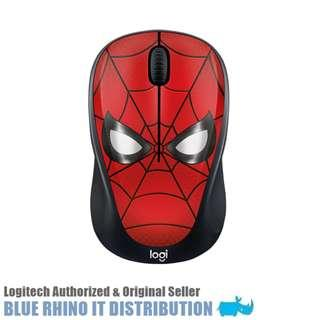 Logitech M238 MARVEL Collection Wireless Mouse - Spider Man (910-005559)