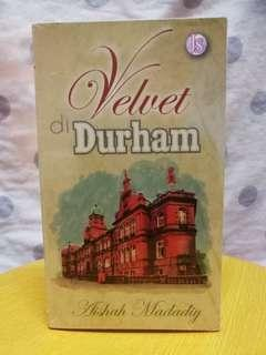 Novel Velvet Di Durham #BlackFriday100