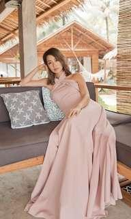 Apartment 8 Long Gown Pink