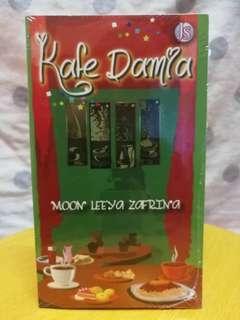 Novel Kafe Damia #BlackFriday100