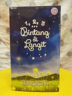 Novel 123 Bintang Di Langit #BlackFriday100