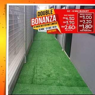 ARTIFICIAL GRASS IS ONE OF THE BEST OPTION FOR YOUR INDOOR & OUTDOOR DECOR!!