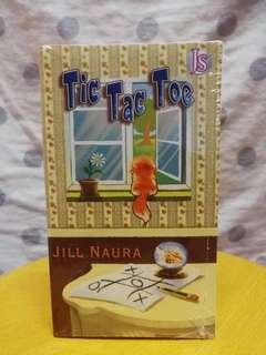 Novel Tic Tac Toe #BlackFriday100