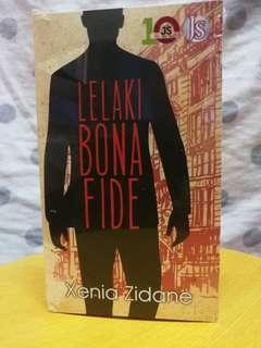Novel Lelaki Bona Fide #BlackFriday100
