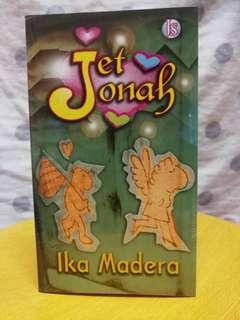 Novel Jet Jonah #BlackFriday100