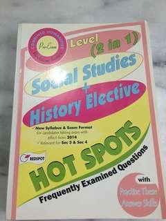 History Elective Revision Book