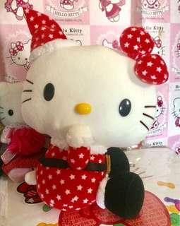 Authentic Hello Kitty Santa from Japan