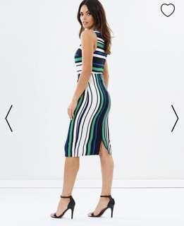 Atmosphere Stripe Dress