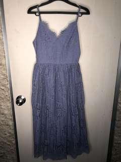 Miranda lace dress