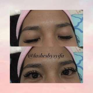 Eyelash Extension Promo All Type Only 125k😍