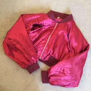 Red crop bomber