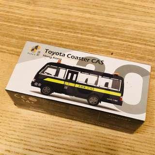 Tiny微影 #30 Toyota Coaster CAS