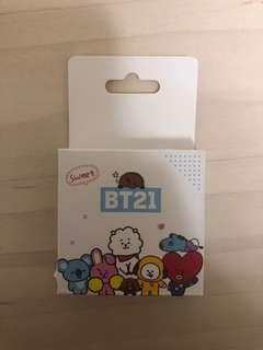 BT21 washi tape