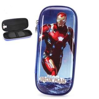 Marvel Avengers Flat Design Hardtop Pencil Case