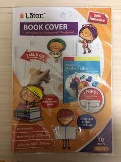 self adhesive book cover