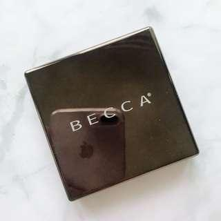 (Used) BECCA Lowlight/Highlight Perfecting Palette